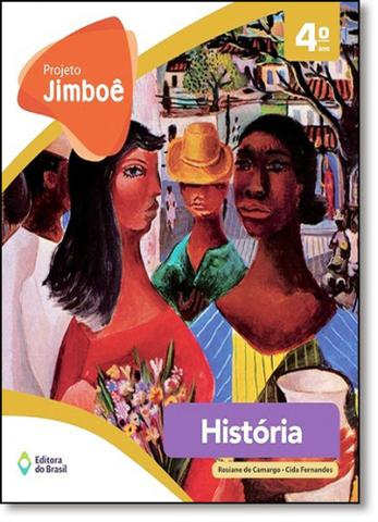 Imagem de Projeto Jimboê: História 4º Ano