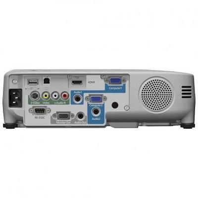 Imagem de Projetor Epson Powerlite S27 3LCD 2700 Lumens