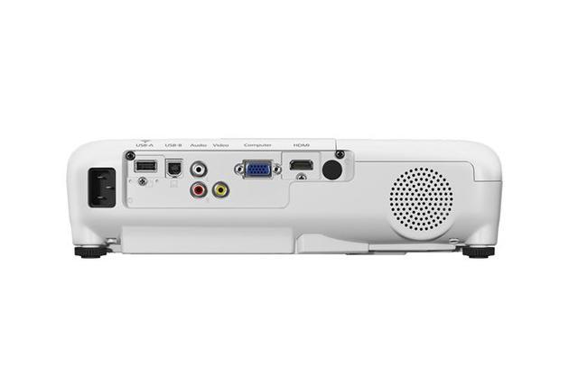Imagem de Projetor Epson Powerlite S41+ 3300 Lumens SVGA 800x600 3lLCD VGA, HDMI, USB
