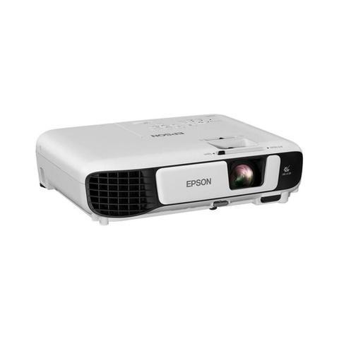 Imagem de Projetor Epson Powerlite S41+, Branco,V11H842024  3300 Lúmens, Wi-Fi