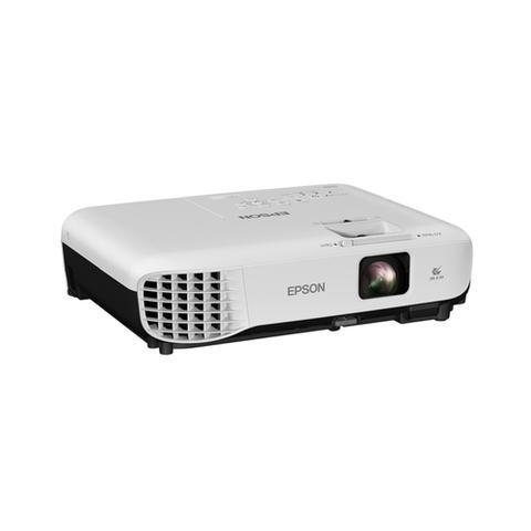 Imagem de Projetor Epson Powerlite VS250 (SGA 800 x 600, HDMI, USB, 3LCD, 3200 lumens) - V11H838220