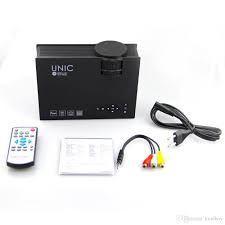 Imagem de Projetor Led Uc46 Wifi Portatil Hdmi 130 Polegadas 1200 Lumens Unic