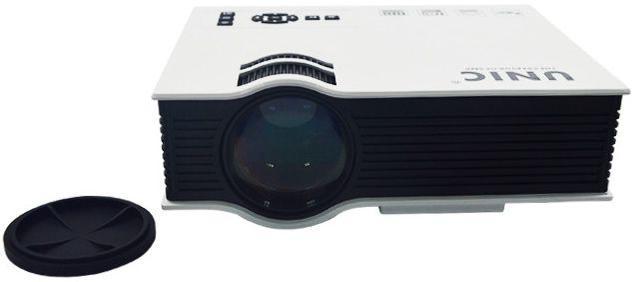 Imagem de Projetor Portátil UC40+ UNIC Tecnologia de Led