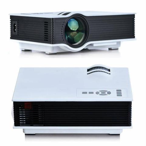 Imagem de Projetor Tomate Mpr 7007 Hdmi Led 800 Lumens 1080p Usb Avi Data Show PS4 Xbox