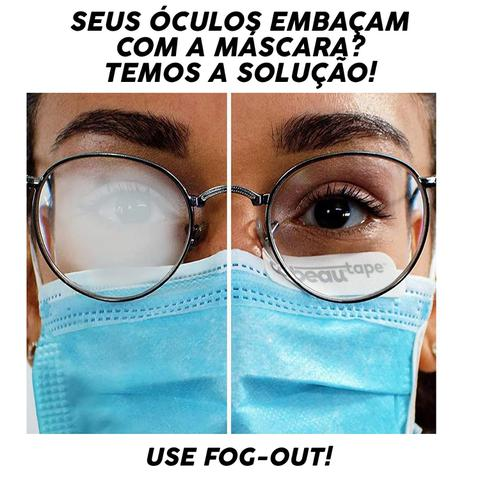 Imagem de *promo* Kit 4 Flanela Antiembaçante Óculos, Viseira