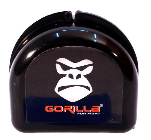 Imagem de Protetor Bucal Duplo Com Capinha - Boxe/Muay-Thai - Gorilla