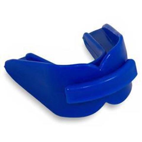 Imagem de Protetor Bucal Duplo Starflex - Azul