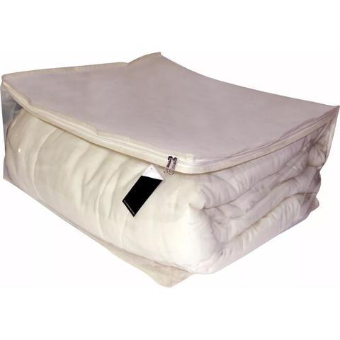 Imagem de Protetor Coberta Cobertores Edredom Casal Queen Casal TNT