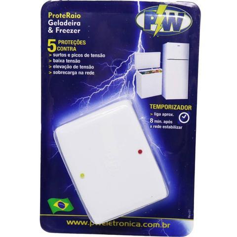 Imagem de Protetor Contra Queda De Energia Pw Para Freezer E Geladeira