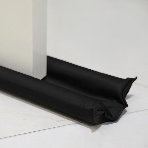 Imagem de Protetor de Porta Duplo 80 cm Bagun Impermeável Preto Coleção Bagun