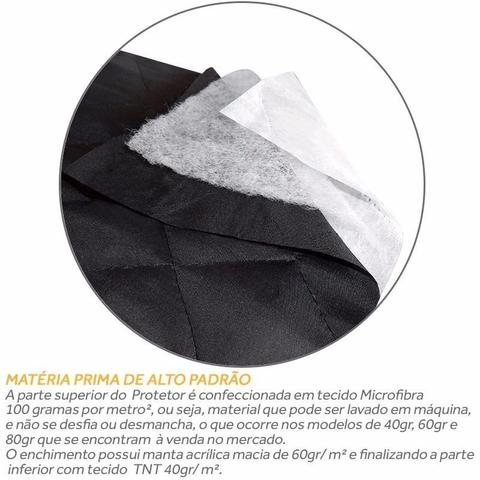 Imagem de Protetor de Sofá Retrátil e Reclinável - 2,40m