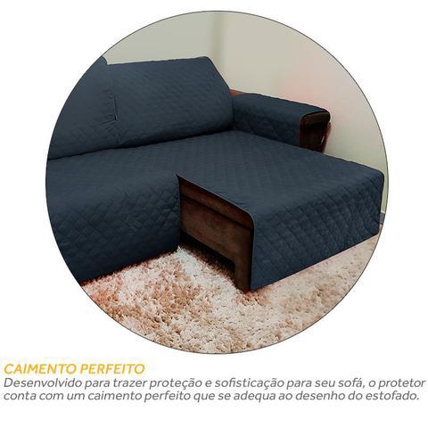 Imagem de Protetor De Sofá Retrátil E Reclinável para Assento de 2,40m