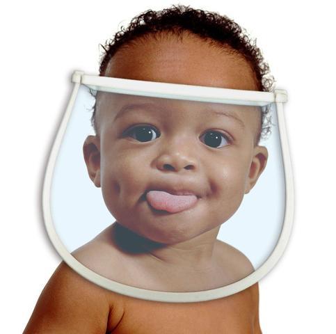Imagem de Protetor Facial Bebê - Protetor Facial Infantil