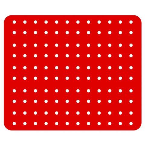 Imagem de Protetor Pia Para Lavar Escorredor De Louças Grade Protege Vermelho