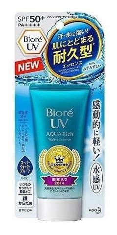 Imagem de Protetor Solar Bioré Uv Aqua Rich Watery Essence 50g Spf50