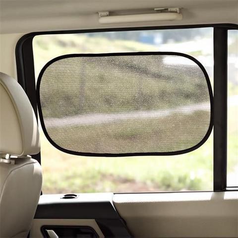 Imagem de Protetor Solar Duplo Para Carro 2Pcs