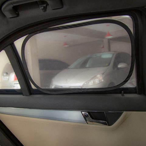 Imagem de Protetor Solar Duplo Para Vidro do Carro - Safety 1st