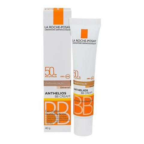 Imagem de Protetor Solar Facial Anthelios Cor Base Oil Free Fps50 40G