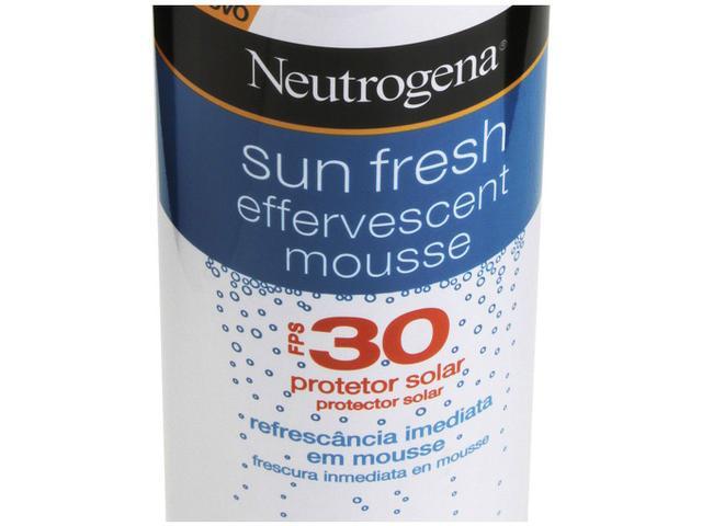 Imagem de Protetor Solar Neutrogena Sun Fresh Mousse
