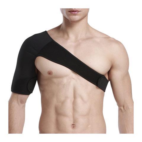Imagem de Protetor Suporte Ombro Ombreira Ajustável Reforçada unissex