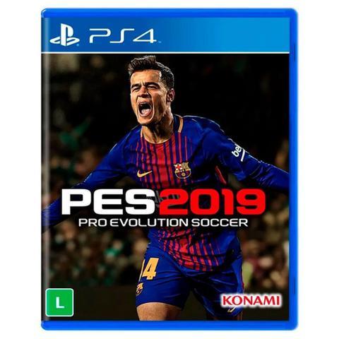 Imagem de PS4 - Pro Evolution Soccer - PES 2019