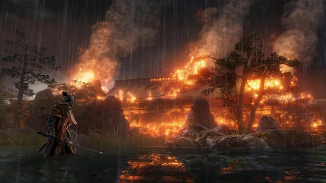 Imagem de PS4 - Sekiro: Shadows Die Twice