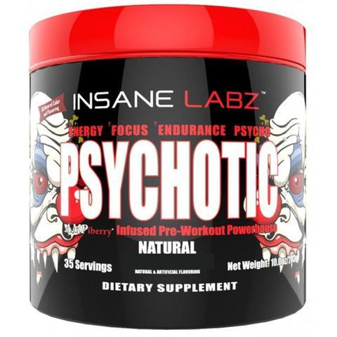 Imagem de Psychotic Pre treino - 35 Doses - Insane Labz