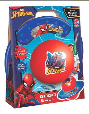 Imagem de Pula Pula Go Go Ball Homem Aranha (Spiderman)