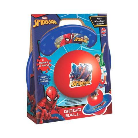 Imagem de Pula Pula Go Go Ball  Spiderman - Lider