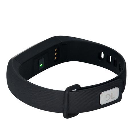 Imagem de Pulseira Inteligente DL e- Fit Pulse, Multifunções, Acompanhe cada passo de sua sáude