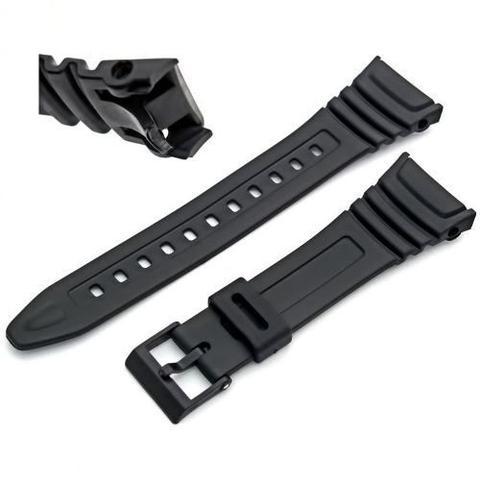ee832bef0f0 Pulseira Para Casio W-96   W-96h Illuminator - Pulseira e Bracelete ...