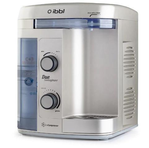 Imagem de Purificador de Água Compressor IBBL Due Immaginare Prata