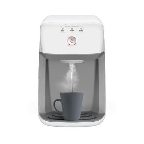 Imagem de Purificador de Água Electrolux PH41B Branco com Refrigeração por Compressor e Água Quente 127V