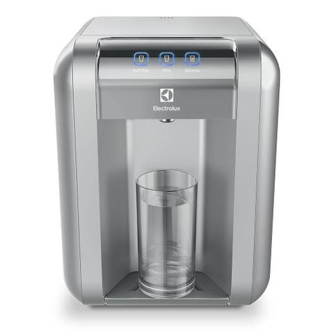 Imagem de Purificador de Água Prata com Painel Touch Bivolt PE11X - Electrolux