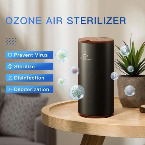 Imagem de Purificador de Ar e Gerador de Ozônio GX-Diffuser - Mata vírus e bactérias