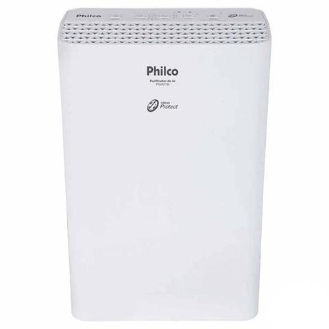 Imagem de Purificador de Ar Philco com Indicador de Troca de Filtro - PPAR01BI