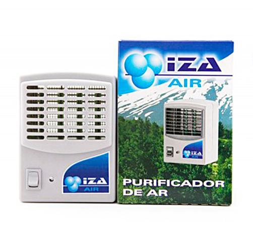 Imagem de Purificador Ionizador E Ozonizador De Ar 1,5w Original Novo Modelo Kit Com 2 Unidades