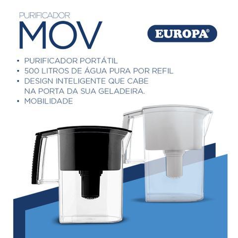 Imagem de Purificador Portátil Europa MOV - Edição limitada