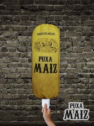 Imagem de Puxa Saco Divertido - Puxe Maiz