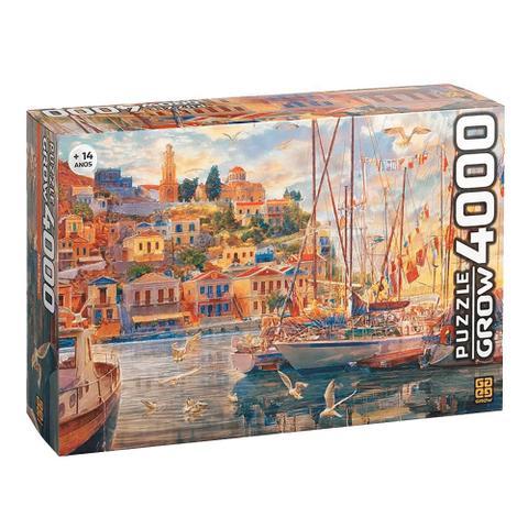 Imagem de Puzzle 4000 peças Mar Egeu