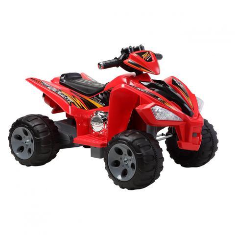 Imagem de Quadriciclo Elétrico Infantil 12V Bel Fix Vermelho