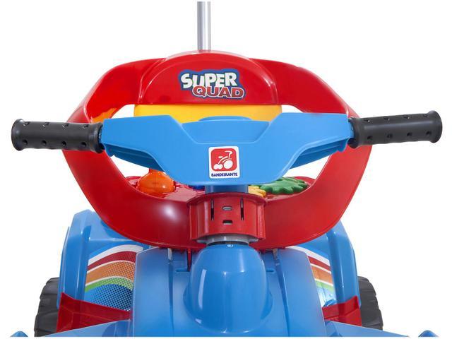 Imagem de Quadriciclo Infantil a Pedal Super Quad
