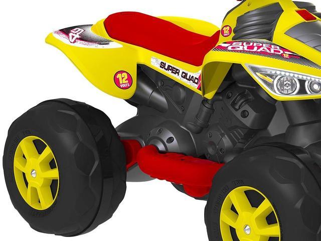Imagem de Quadriciclo Infantil Elétrico com Controle Remoto
