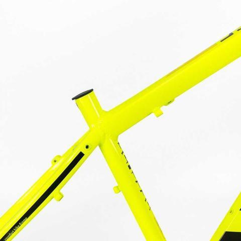 Imagem de Quadro Aro 29 Rava Pressure Amarelo e Preto Tamanho  19