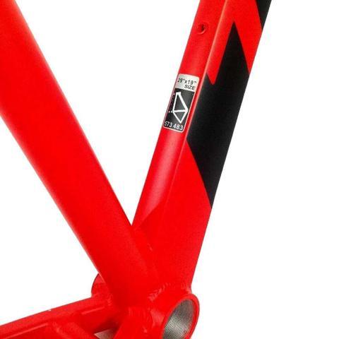 Imagem de Quadro Aro 29 Rava Pressure Vermelho e Preto Tamanho 15.5