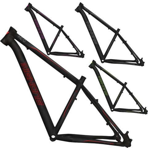 Imagem de Quadro Bicicleta Bike Aluminio 6061 High One Neo Aro 29