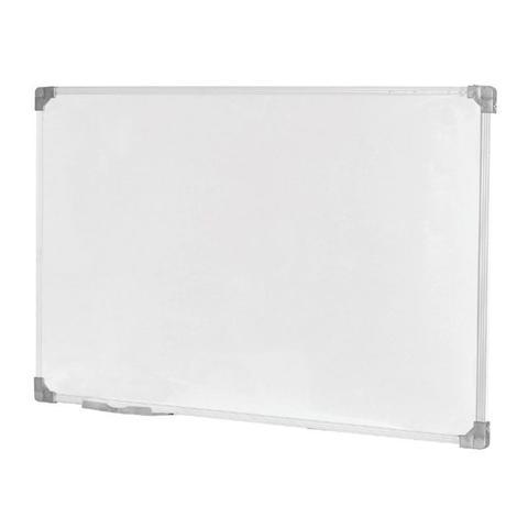 Imagem de Quadro branco moldura de alumínio Standard - 90x120cm - 9387 - Stalo