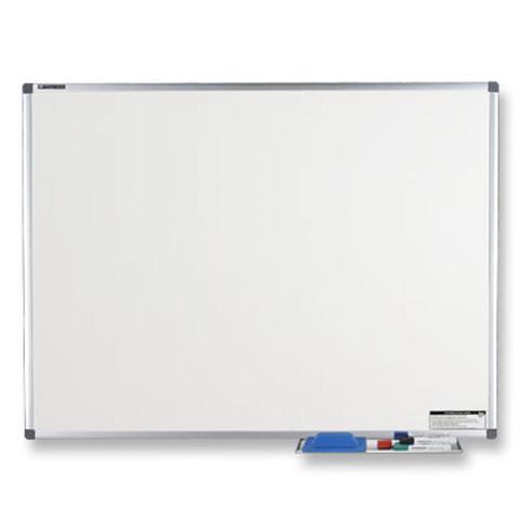 Imagem de Quadro Branco Nao Magnetico Aluminio 90x120cm 1 UN Board Net