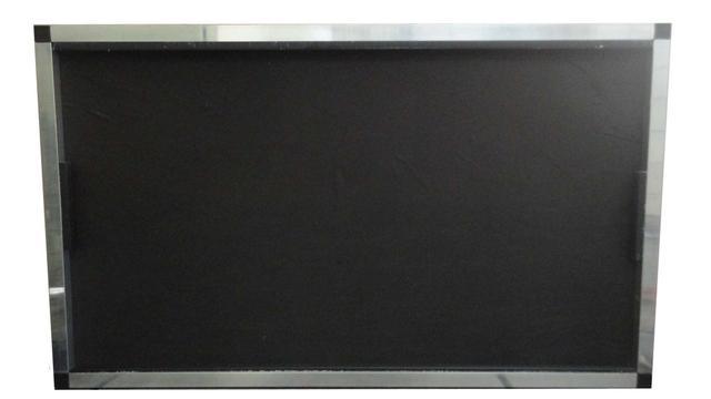Imagem de Quadro de Aviso 50x70 cm Alumínio com Vidro e Fechadura