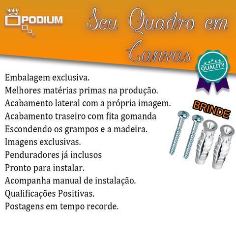 Imagem de Quadro Decorativo 100x60 Grande Sala Copa Cozinha Santa Ceia